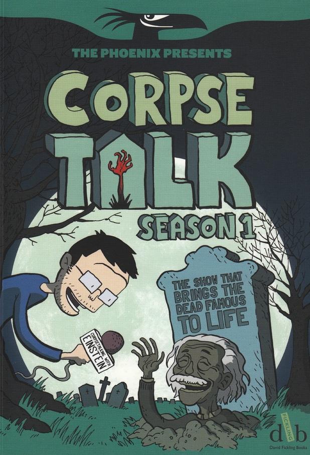 Adam Murphy's Corpse Talk