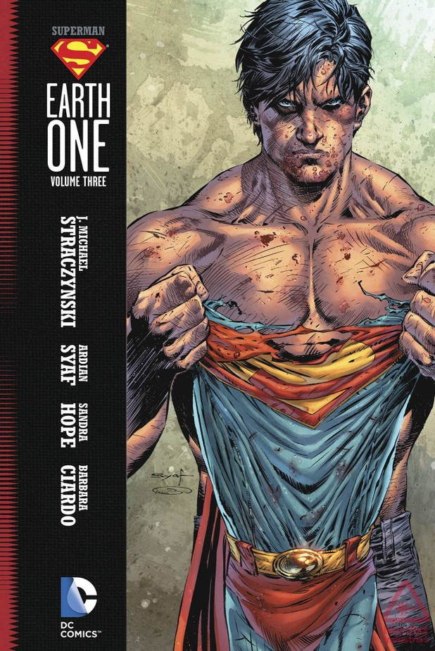 Superman: Earth One Volume 3