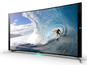 Sony reveals curved 4K Bravia TV sets