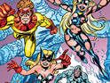 Image is reissuing Erik Larsen and Bruce Timm's San Diego Comic-Con exclusive.