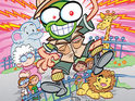Dark Horse Comics announces the return of the crazed hero in Itty Bitty Mask.