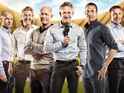 Des Lynam and Ian Wright among the Match of the Day stars in new BBC One documentary.