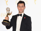Joseph Gordon-Levitt working on Sandman script with Neil Gaiman