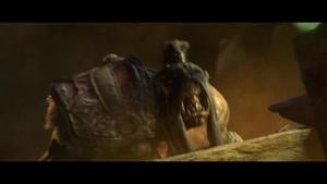World of Warcraft: Warlords of Draenor opening cinematic