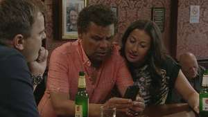 Coronation Street: Andrea and Lloyd shocked by Neil