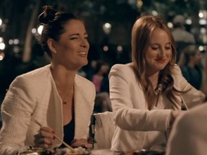Anna-Louise Felstead, Rosie Fortescue on Made in Chelsea: New York