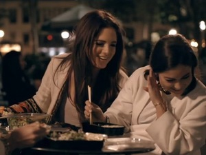 Binky Felstead, Louise Thompson on Made in Chelsea: New York