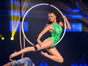 Tumble Week 2: Lucy Mecklenburgh and Billy George
