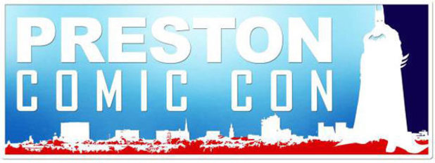 Preston Comic Con logo