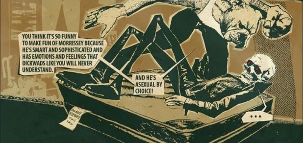 Joshua Hale Fialkov and Kody Chamberlain's Punks