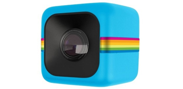 Polaroid's tiny Cube camera shoots in 1080p