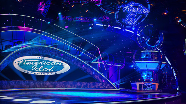 The American Idol Experience at Disney World