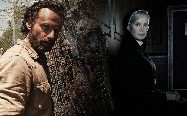 Fantasy TV crossovers: The Walking Dead & American Horror Story