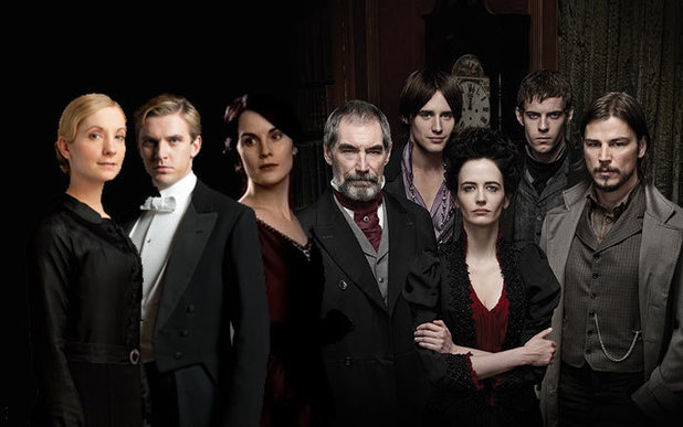 Fantasy TV crossovers: Downton Abbey & Penny Dreadful