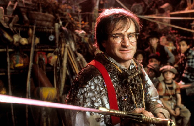 Robin Williams in Hook (1991)