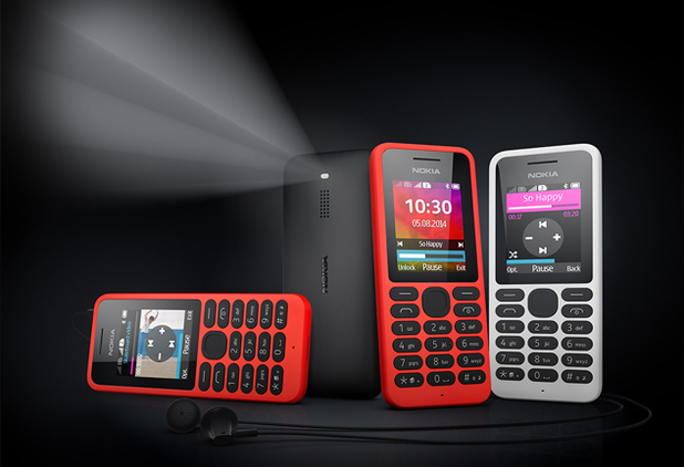 Microsoft's Nokia 130 budget phone