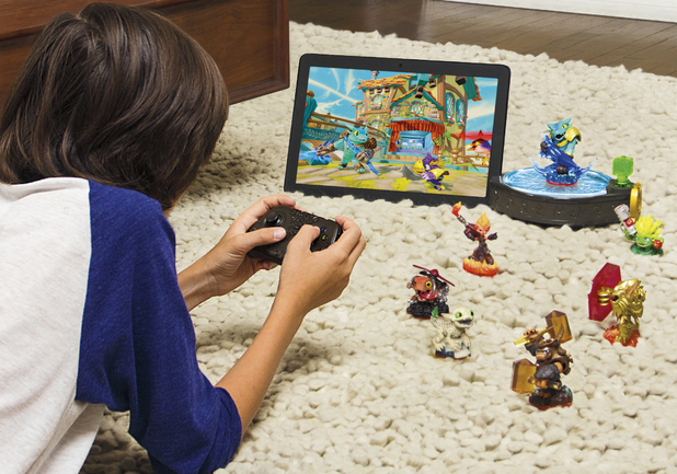 Skylanders: Trap Team for tablets