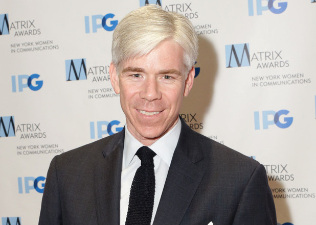 David Gregory attends the 2014 Matrix Awards