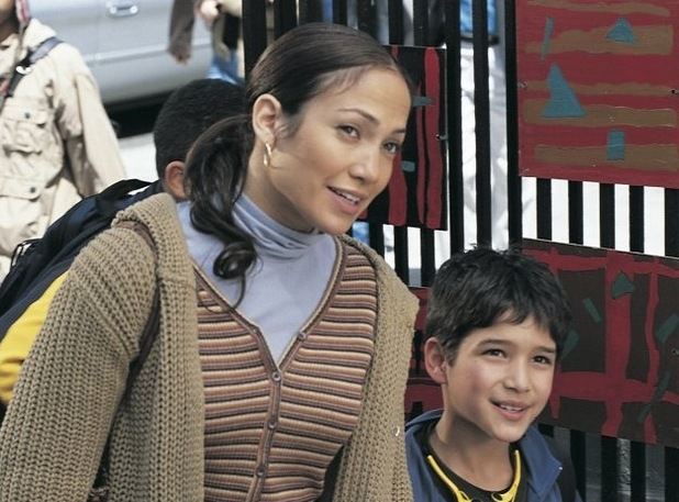 Jennifer Lopez, Tyler Posey Maid in Manhattan 2002