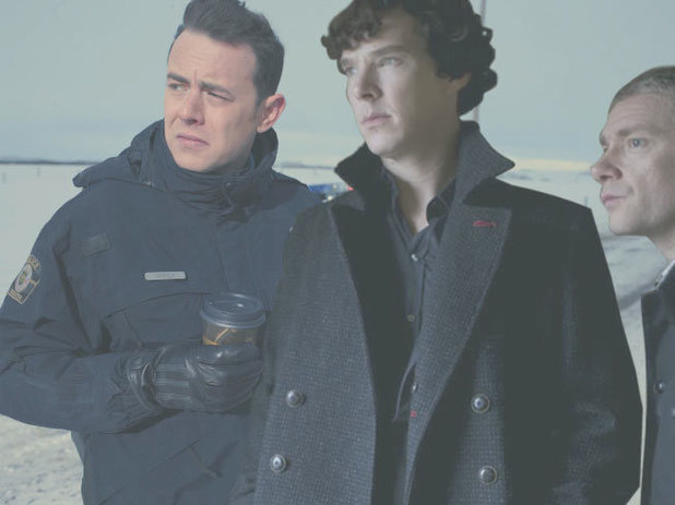 Fantasy TV crossovers: Fargo & Sherlock