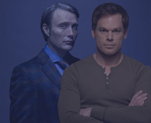 Fantasy TV crossovers: Hannibal & Dexter