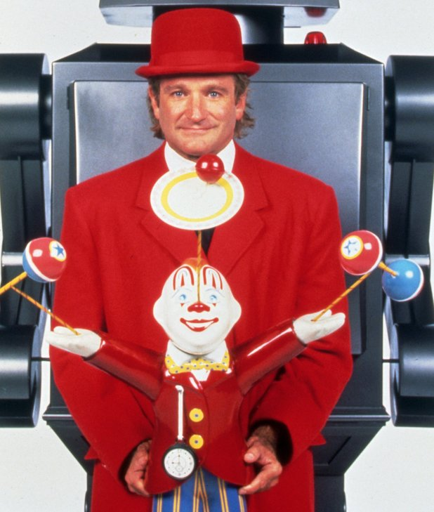 Robin Williams in Toys (1992)