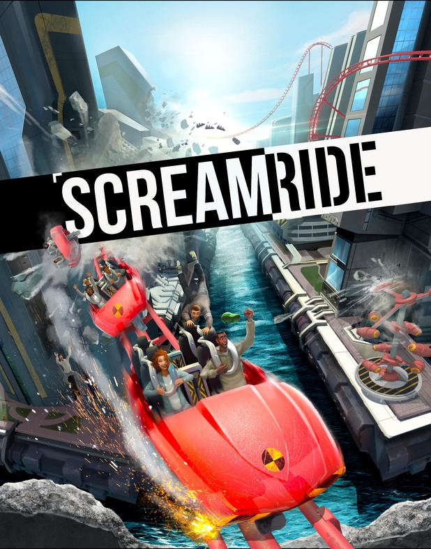ScreamRide box shot