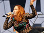 Katy B debuts new song for carnival