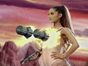 The singer premieres the visual for her new single 'Break Free' featuring Zedd.