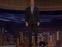 NBC late-night hosts pay tribute to the late comedy icon Robin Williams.