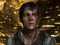 The Maze Runner took $32.5m in its opening week in the US.