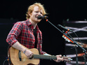 Sheeran covers the Hozier song for 'Even More Music Month'.