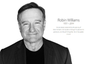 A special Robin Williams store is also set up in the actor's honor.