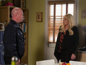 Phil decides to play Sharon at her own game on discovering her revenge scheme.