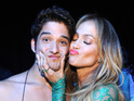 See Jennifer Lopez and Tyler Posey reunite on stage 12 years after movie rom-com.