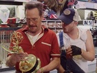 See Breaking Bad's Bryan Cranston, Aaron Paul reunite for Emmys sketch