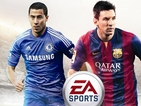 FIFA 15: Eden Hazard joins Lionel Messi on the UK cover