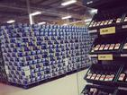 Reading Festival: Local Tesco swaps salad aisles for alcohol