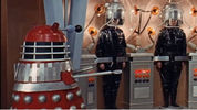 Watch a preview clip from Peter Cushing's '60s stint as Dr Who.