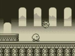 Kirby's Dream Land screenshot