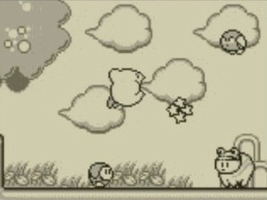 Kirby's Dream Land screenshot