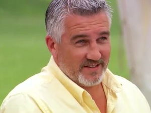 Paul Hollywood on The Great British Bake Off