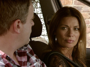 Carla is shocked to learn about Peter's condition