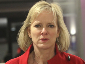 Hermione Norris as Roanna in In The Club episode 3