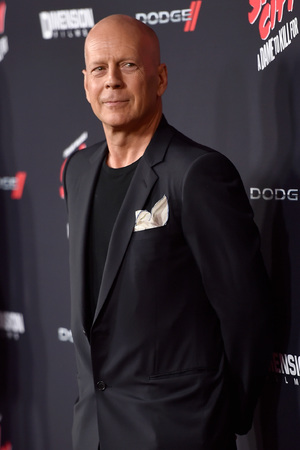 HOLLYWOOD, CA - AUGUST 19: Actor Bruce Willis attends Premiere of Dimension Films' 'Sin City: A Dame To Kill For' at TCL Chinese Theatre on August 19, 2014 in Hollywood, California. (Photo by Frazer Harrison/Getty Images)