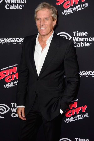 HOLLYWOOD, CA - AUGUST 19: Singer/songwriter Michael Bolton attends Premiere of Dimension Films' 'Sin City: A Dame To Kill For' at TCL Chinese Theatre on August 19, 2014 in Hollywood, California. (Photo by Frazer Harrison/Getty Images)