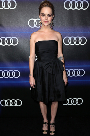 LOS ANGELES, CA - AUGUST 21: Actress Taryn Manning attends the Audi celebration of Emmys Week 2014 at Cecconi's Restaurant on August 21, 2014 in Los Angeles, California. (Photo by David Livingston/Getty Images)