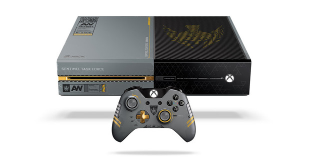 Call of Duty: Advanced Warfare Xbox One console