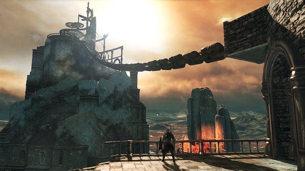 Dark Souls 2 DLC Crown of the Old Iron King screenshot