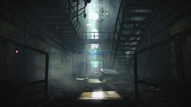 Resident Evil Revelations 2 leaked image